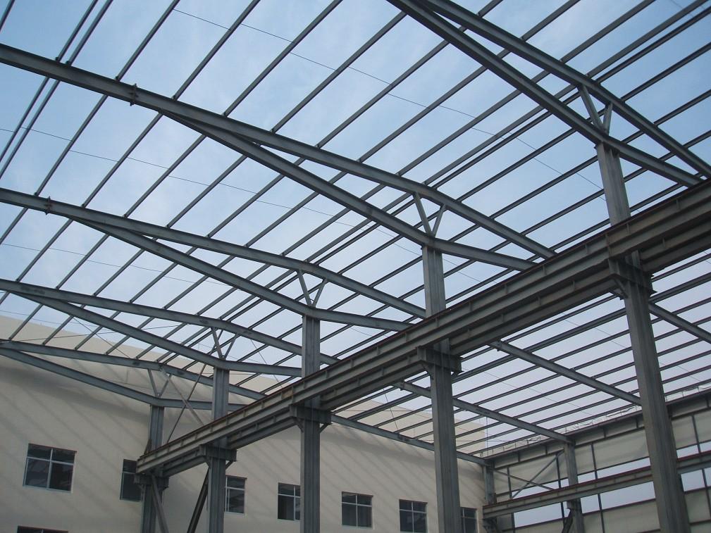 临沂钢结构工程,钢结构厂房